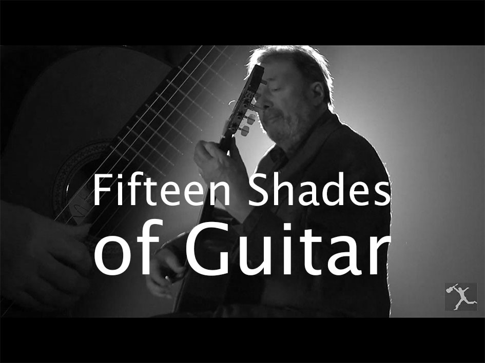 FIFTEEN SHADES OF GUITAR